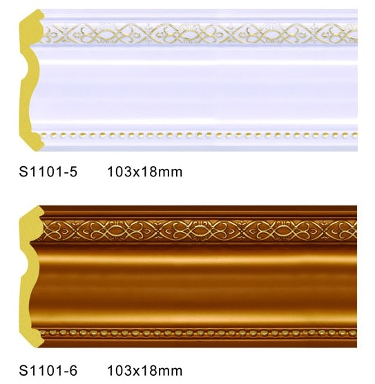 Public Facilities PS Decor Picture Frame Moulding Profiles 103×18 No Radiation 0