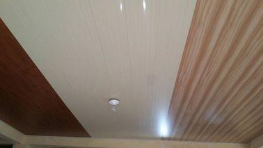چین پانل های پلاستیکی سقف پانل 20cm x 6mm بدون طراحي پوسچر توزیع کننده